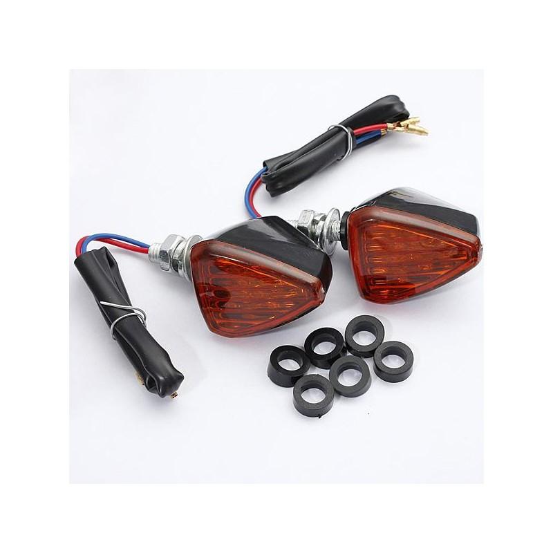 Knipperlicht klein LED motor